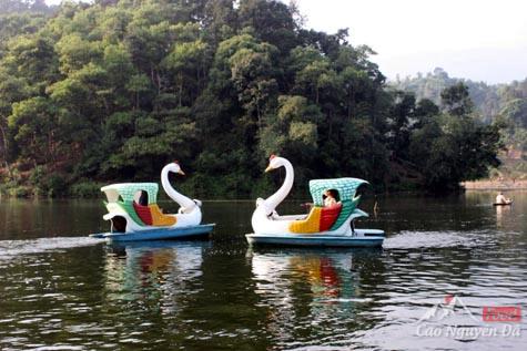 Hồ Quang minh KDL sinh thái Hà Giang vẻ đẹp và tiềm năng du lịch