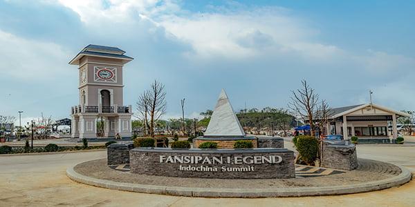 Fansipan Legend Thành phố trên mây điểm đến du lịch lý tưởng